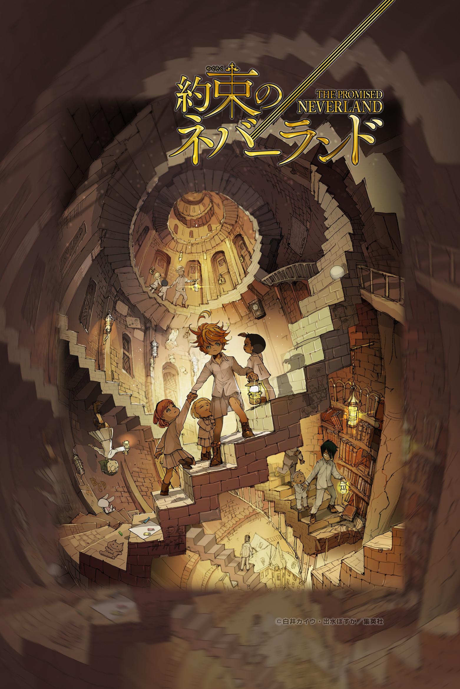 The Promised Neverland - Zerochan Anime Image Board