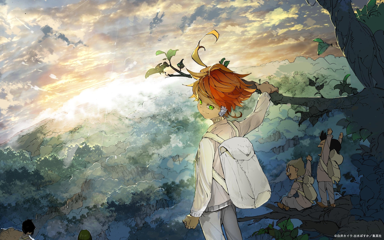 The Promised Neverland Image #2265756 - Zerochan Anime Image Board