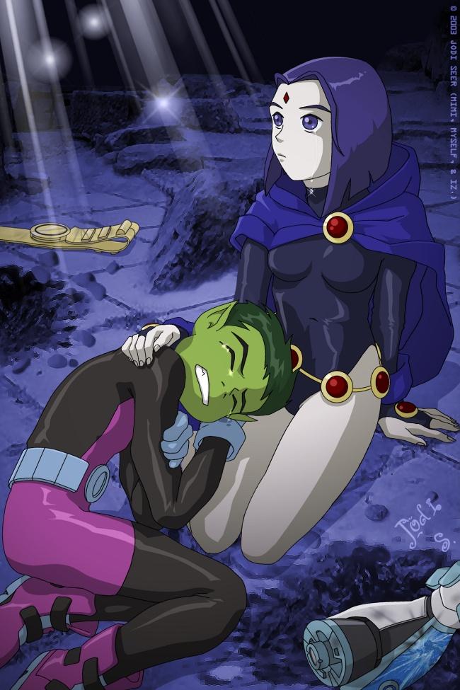 Teen Titans Raven Anime - Other - Video Xxx-5447