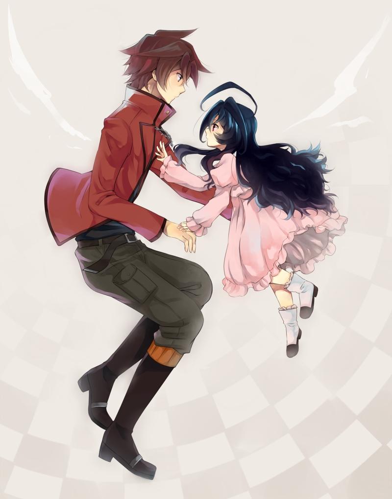 Shirases  The Unlimited  Hyoubu Kyousuke  Zettai Karen Children    Zettai Karen Children The Unlimited Yugiri
