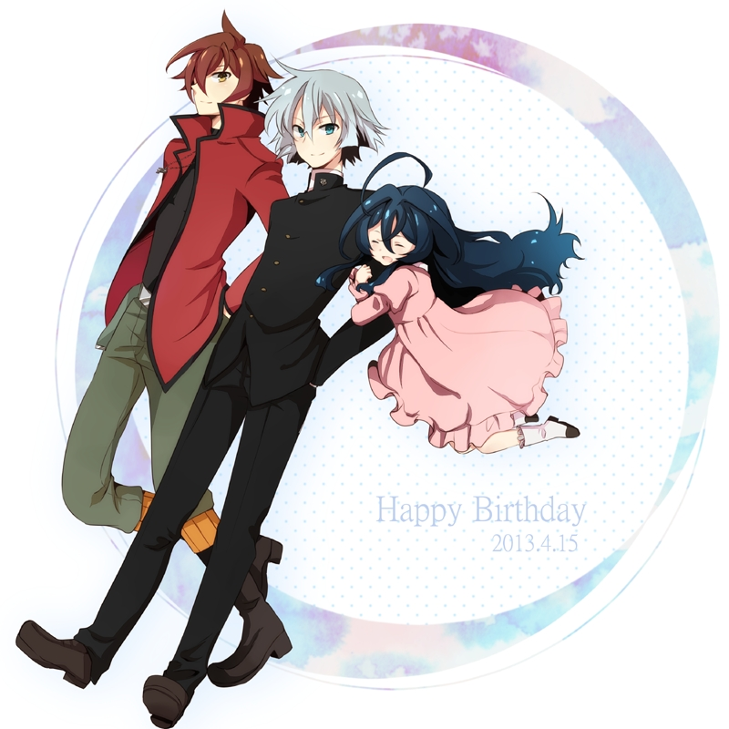 Tags  Anime  Shirases  Zettai Karen Children  The Unlimited  Hyoubu    Zettai Karen Children The Unlimited Yugiri