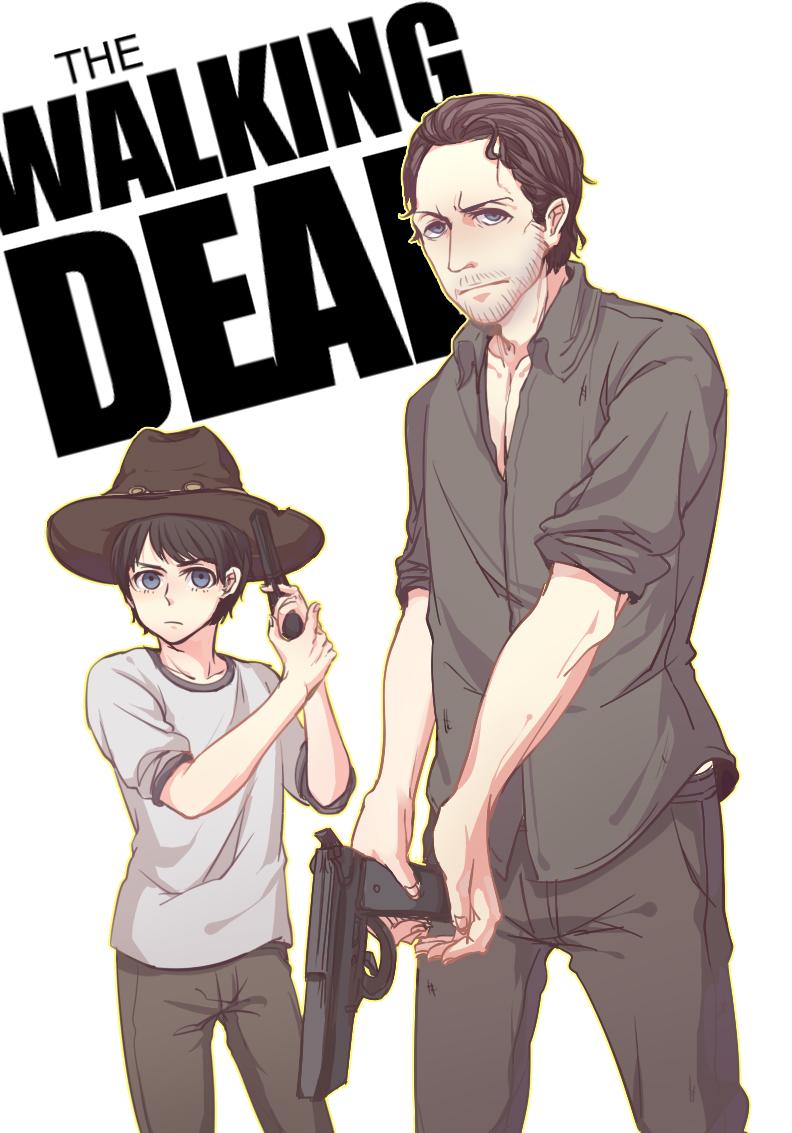 The Walking Dead Mobile Wallpaper 1642080 Zerochan Anime