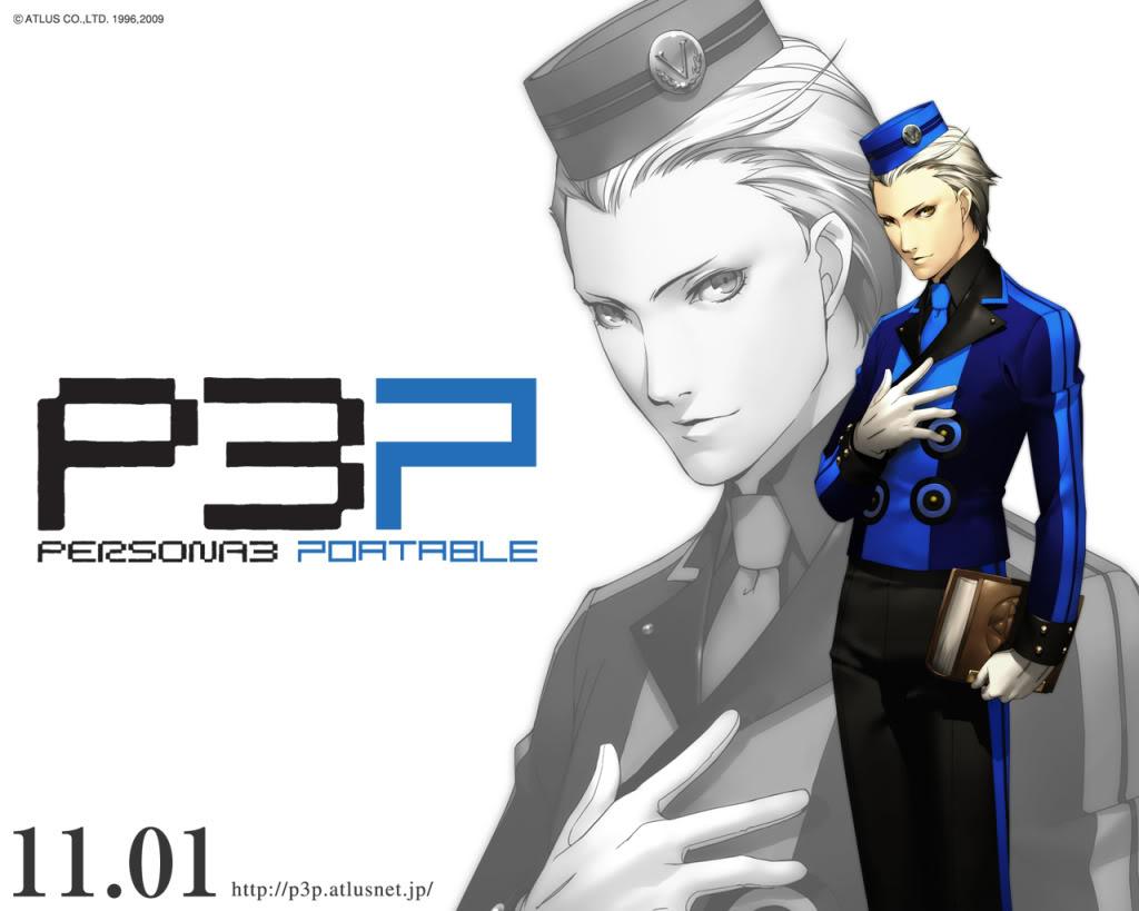 Persona 3 portable dating theodore