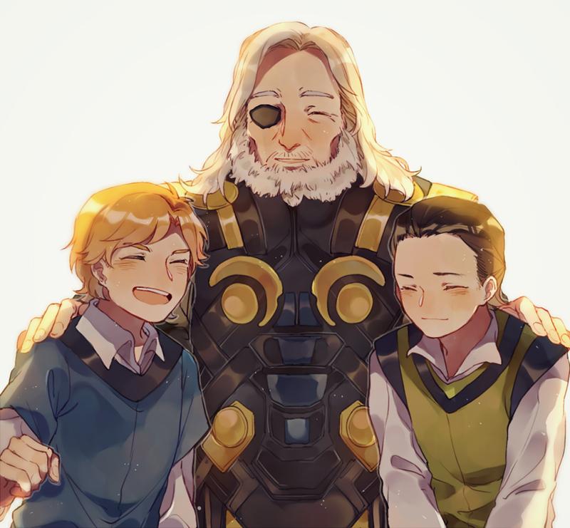 Odin (Marvel) - Thor (Film) - Zerochan Anime Image Board