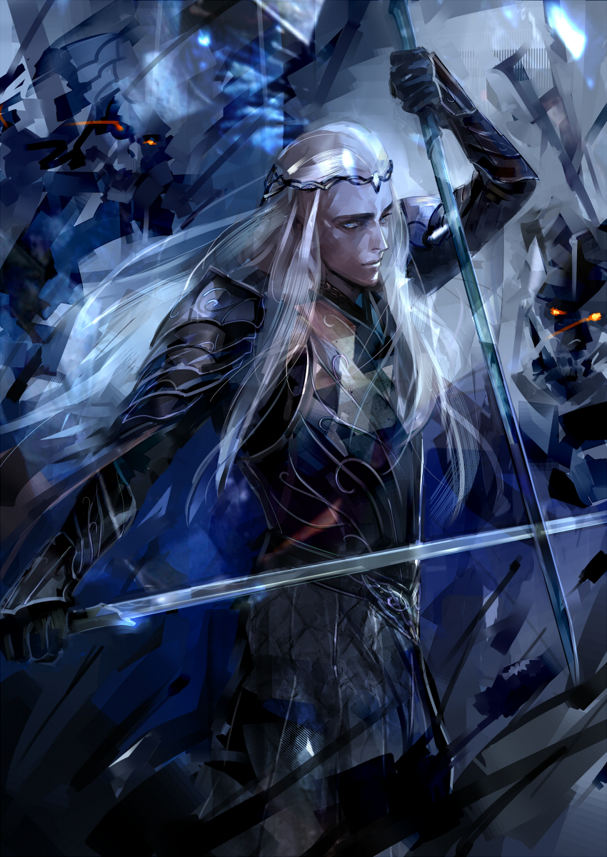 Thranduil  The Lord of the Rings Images