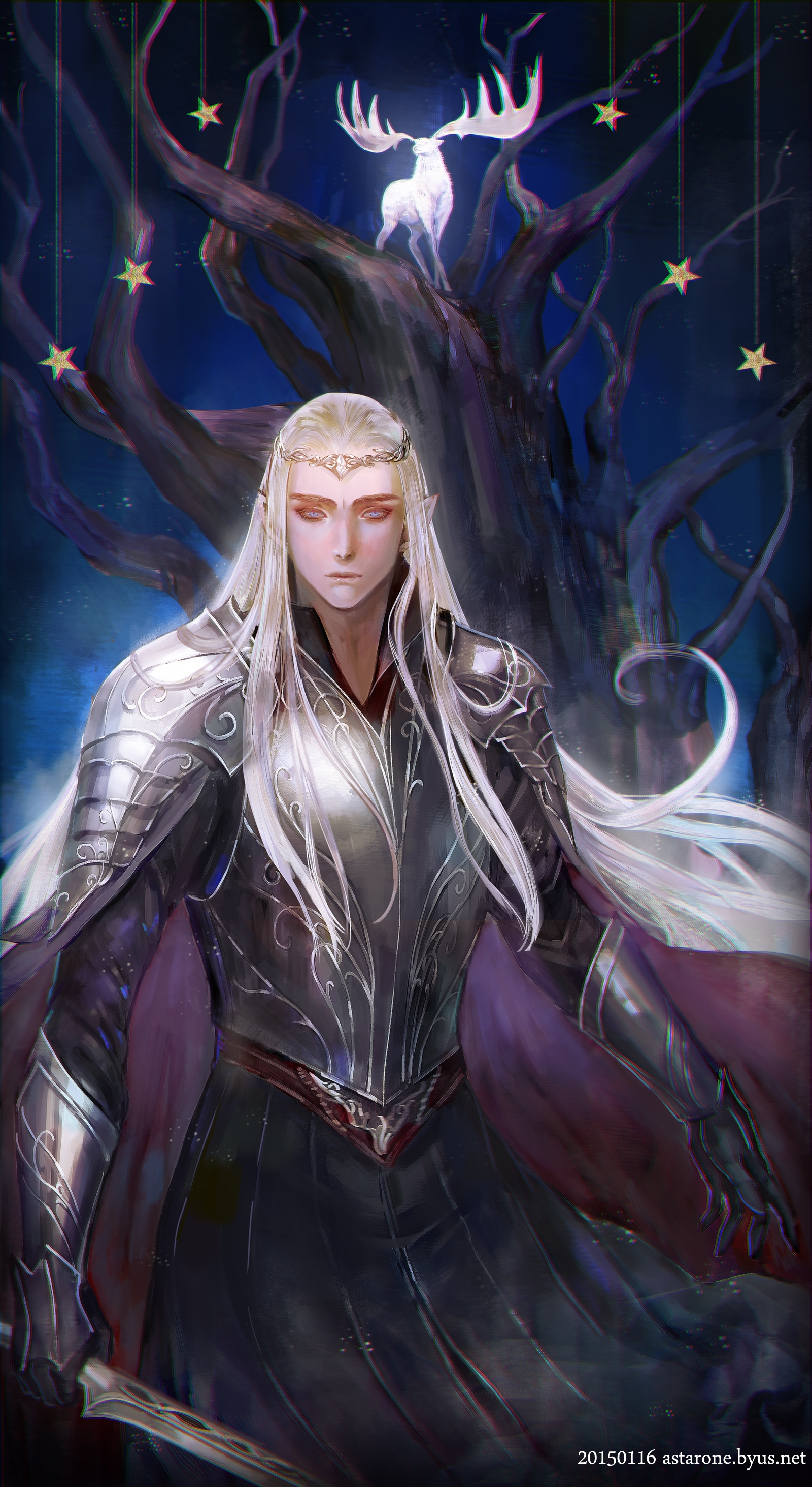 Lord Of The Rings Slash Fanart