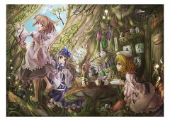 Three Mischievous Fairies