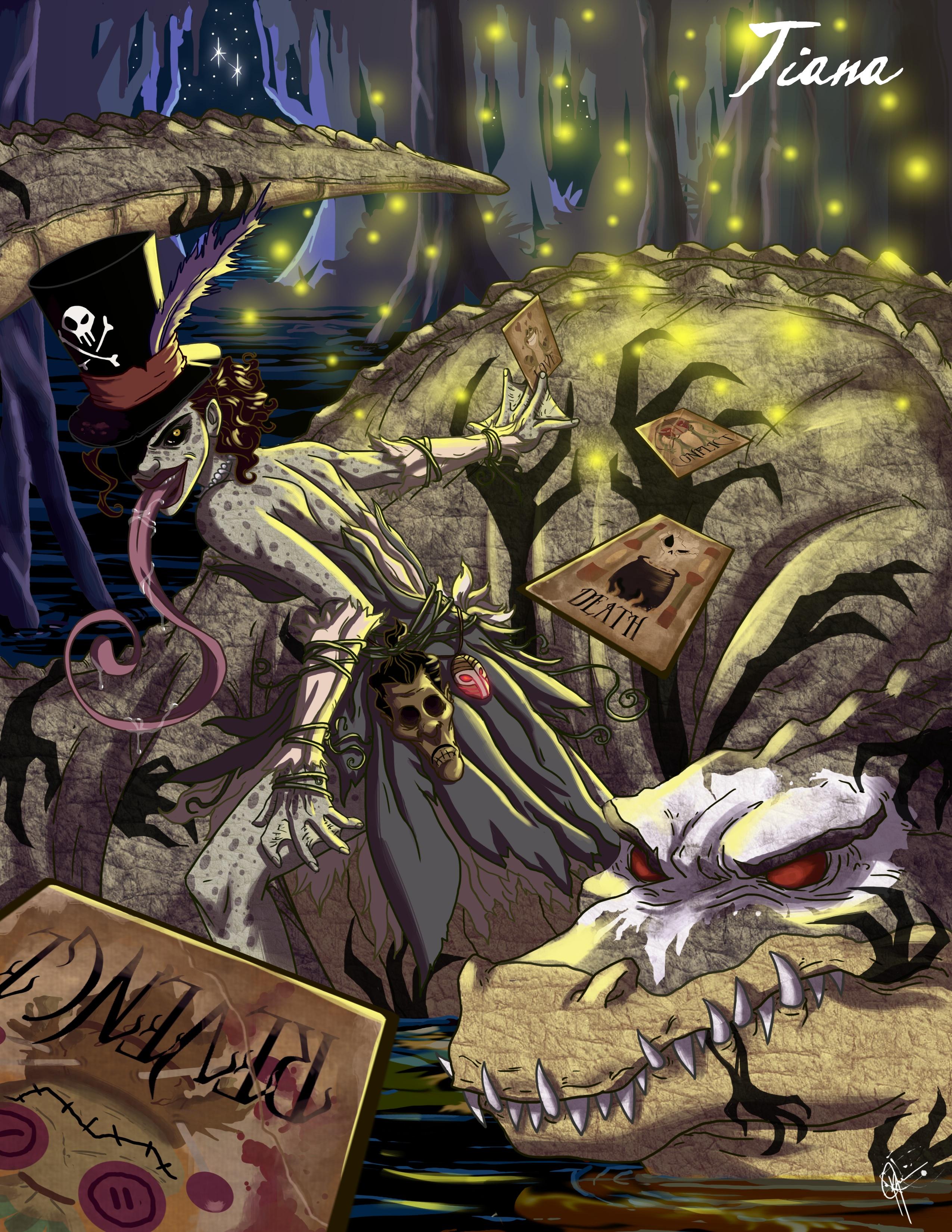 Tiana Frog Prince The Princess And The Frog Zerochan Anime