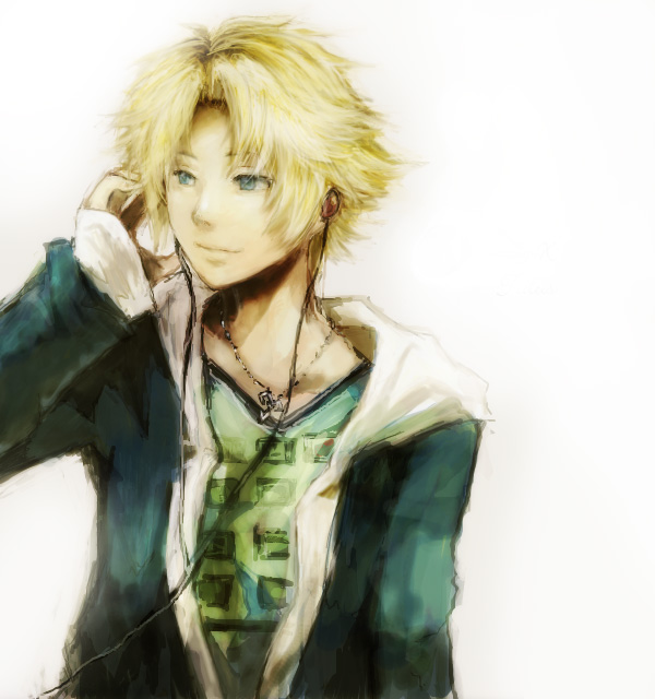 Tags: Anime, Nomura Tetsuya, Final Fantasy X, Tidus