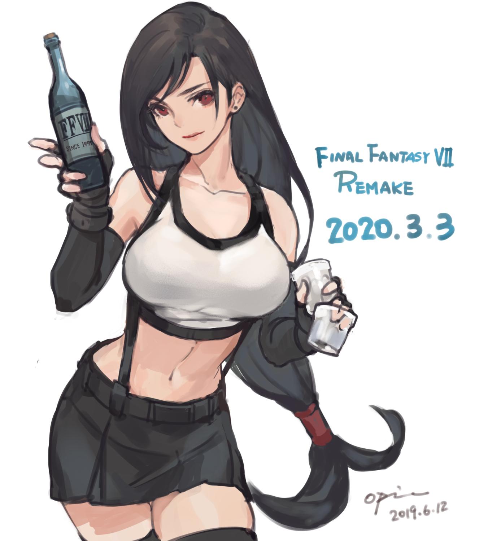 Tifa Lockhart Final Fantasy Vii Image 2592703