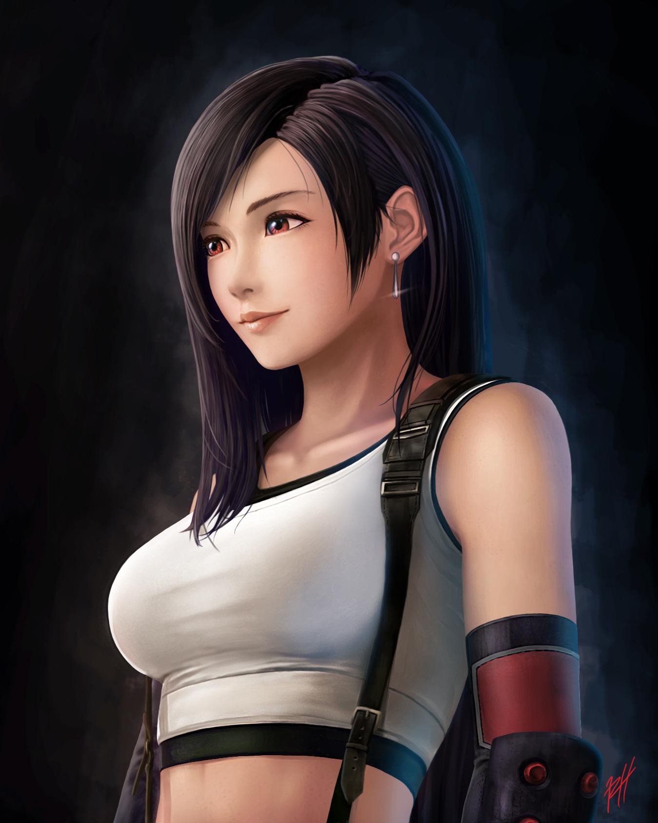 Tifa Lockhart Final Fantasy Vii Image 2624275