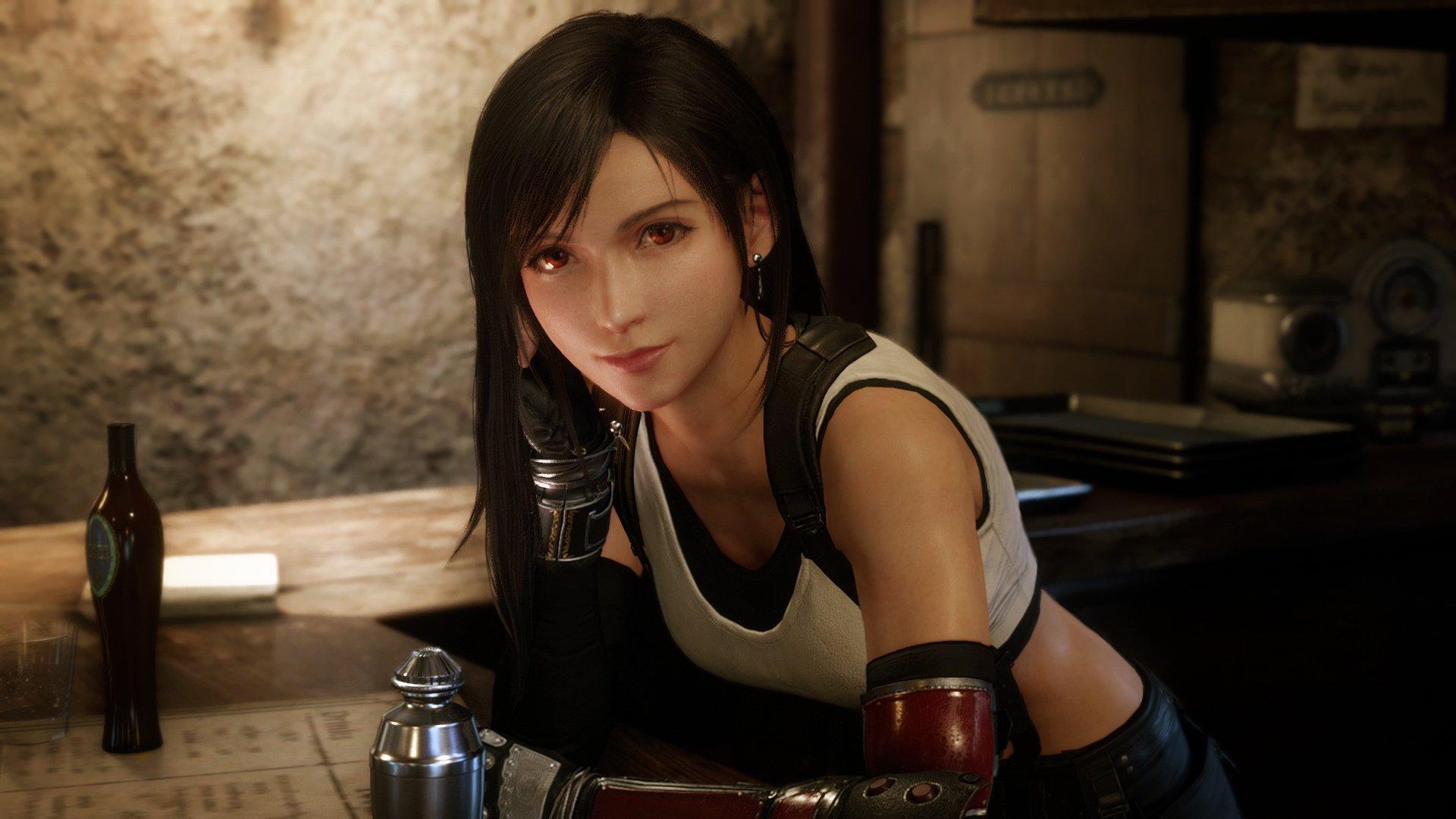 Tifa Lockhart Final Fantasy Vii Wallpaper 2706128