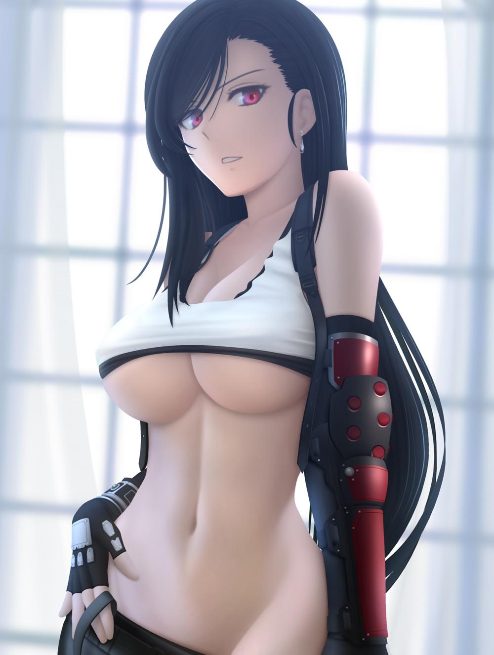 Tifa naked