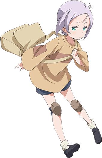 Tags: Anime, Amisaki Ryouko, Lerche, Kino no Tabi: The Beautiful World - The Animated Series, Kino no Tabi, Tifana, PNG Conversion, Cover Image