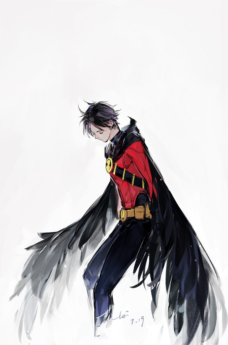 Tim Drake - Batman - Mobile Wallpaper #2021990 - Zerochan ...