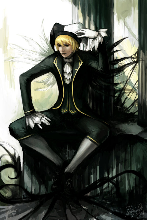 Tags: Anime, Tirael, deviantART, Original