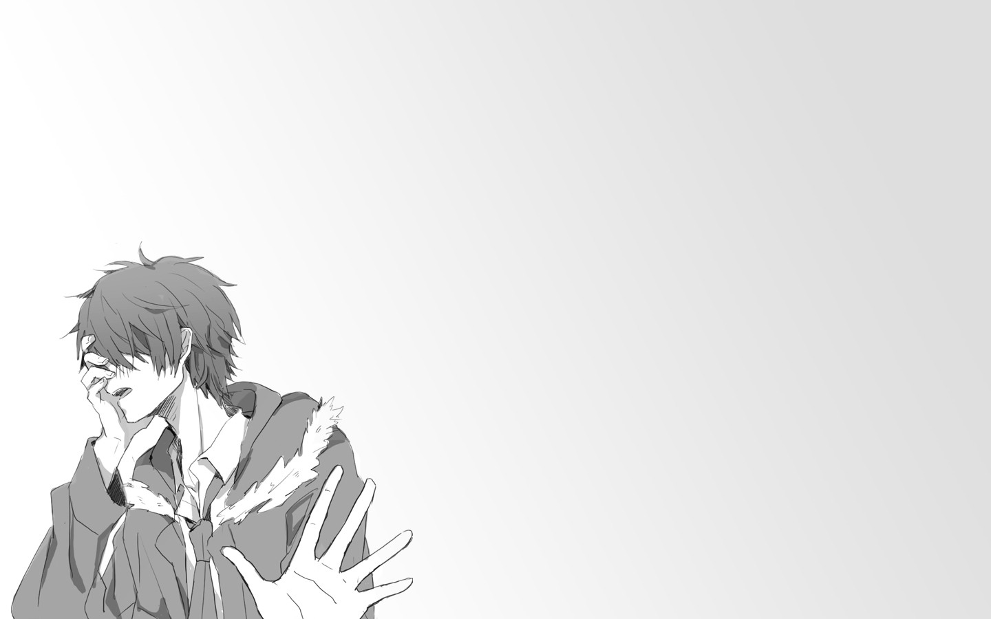 Tags Anime Tiringo8 Open Hoodie 1440x900 Wallpaper Tumblr