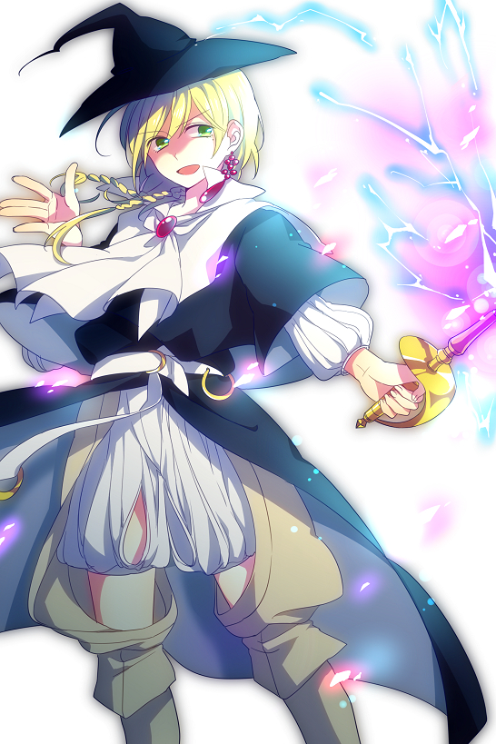 Tags: Anime, Suisyounohosizora, MAGI: The Labyrinth of Magic, Titus Alexius, Fanart From Pixiv, Mobile Wallpaper, PNG Conversion, Pixiv, Fanart