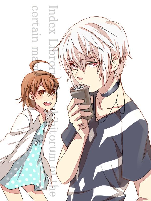 Tags: Anime, Zoff, To Aru Majutsu no Index, Accelerator, Last Order, A Certain Magical Index