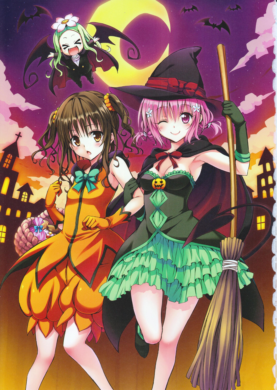 Momo Velia Deviluke Mobile Wallpaper Zerochan Anime Image Board