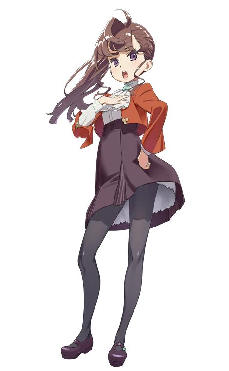 Tags: Anime, Tanaka Masayoshi, 22/7, Toda Jun, Official Art, PNG Conversion