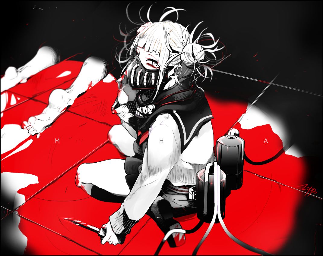 List Of Himiko Toga Aesthetic Wallpaper Image Results Pikosy