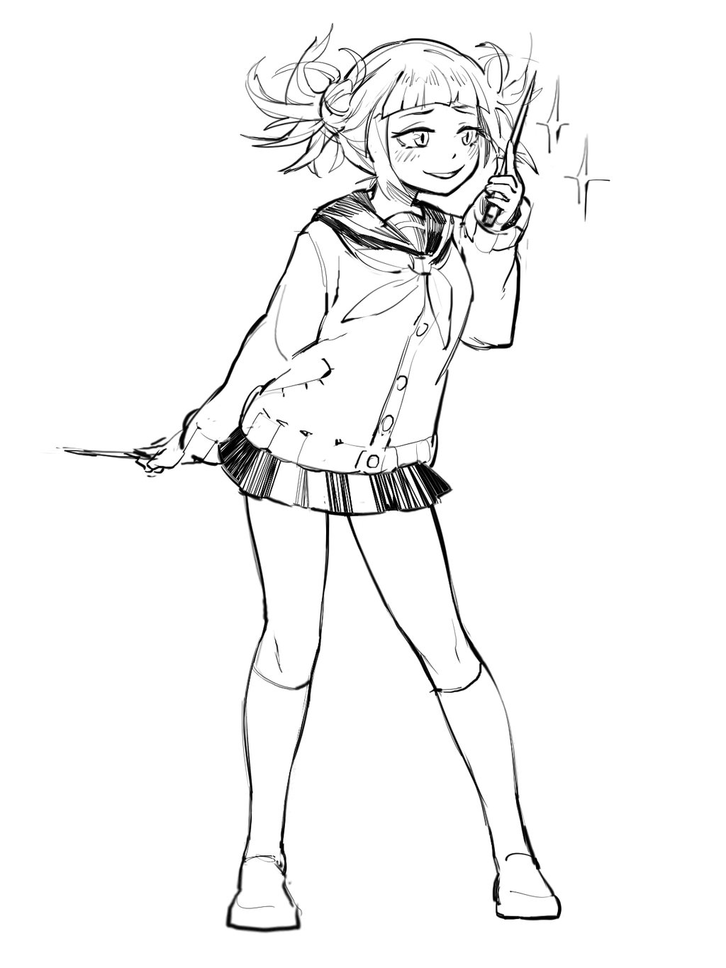 660 Top Anime Coloring Pages My Hero Academia Download Free Images