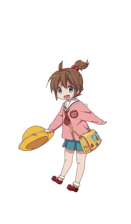 Tags: Anime, Kyoto Animation, Chuunibyo Demo Koi ga Shitai!, Togashi Yumeha, Official Art, Mobile Wallpaper