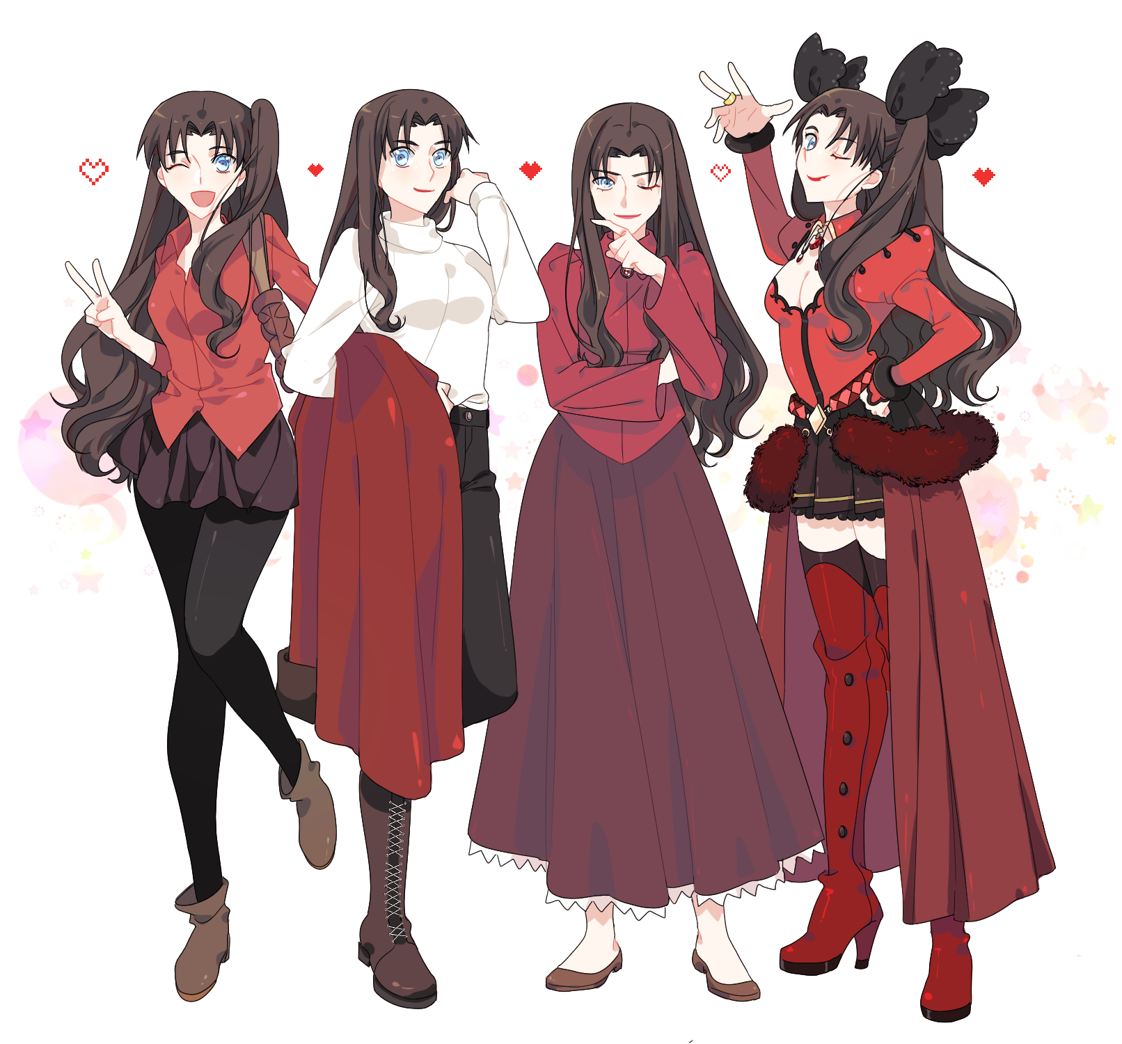 The Best Rin Tohsaka Fate Grand Order  Wallpapers