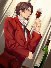 anime wine glass