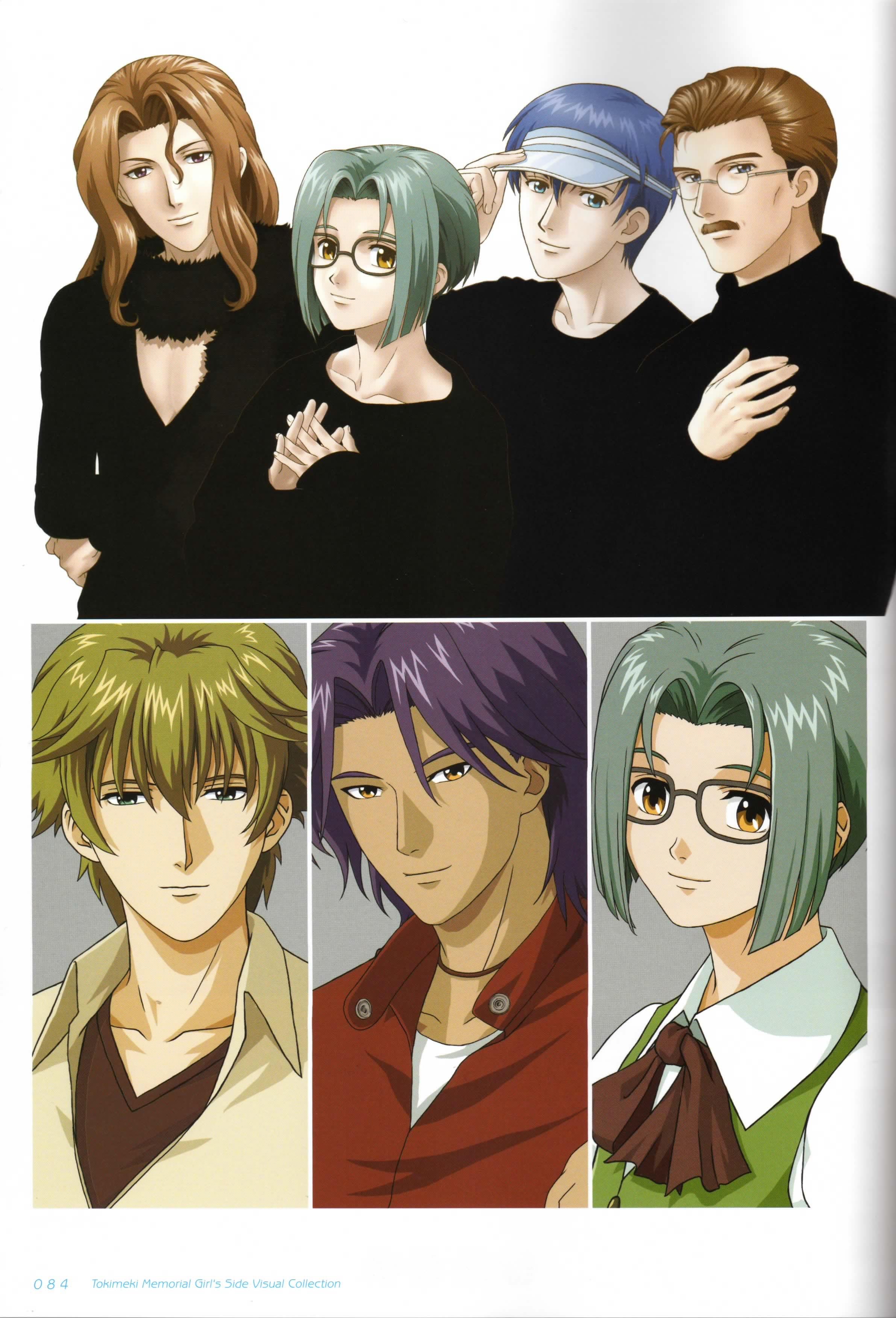 Tokimeki Memorial Girl S Side 1st Love Image 477146 Zerochan Anime Image Board