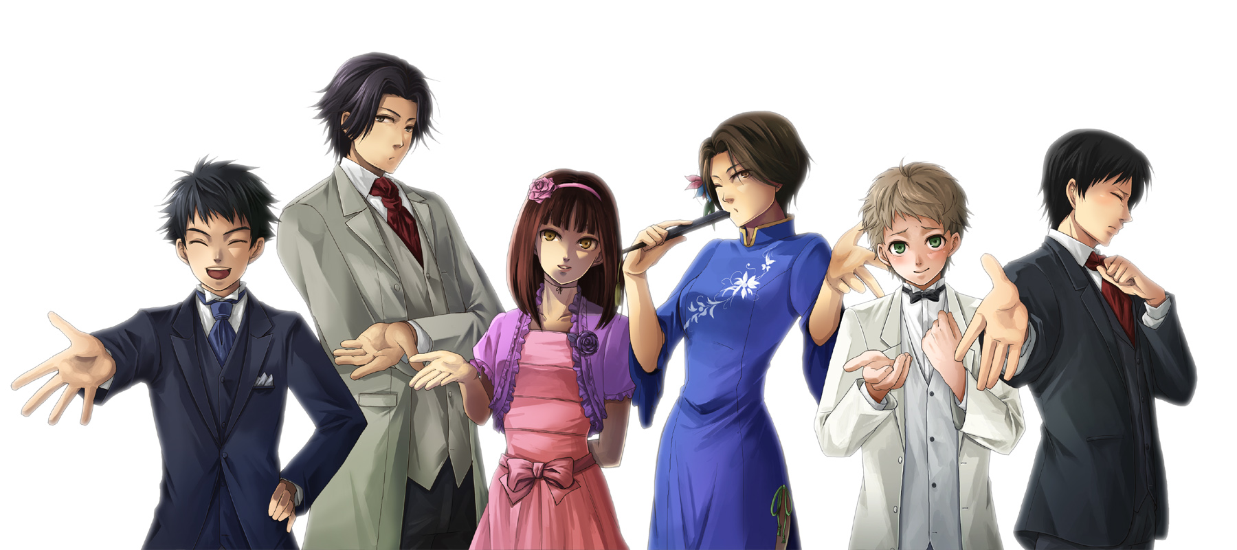 Tokimeki Memorial Girl S Side 3rd Story Image 461382 Zerochan Anime Image Board