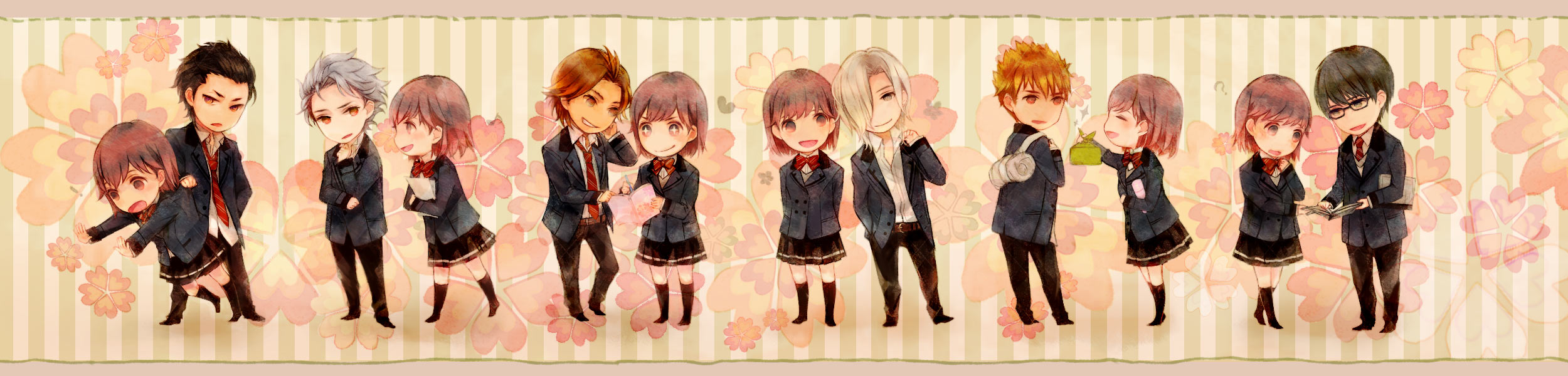tokimeki memorial girls side