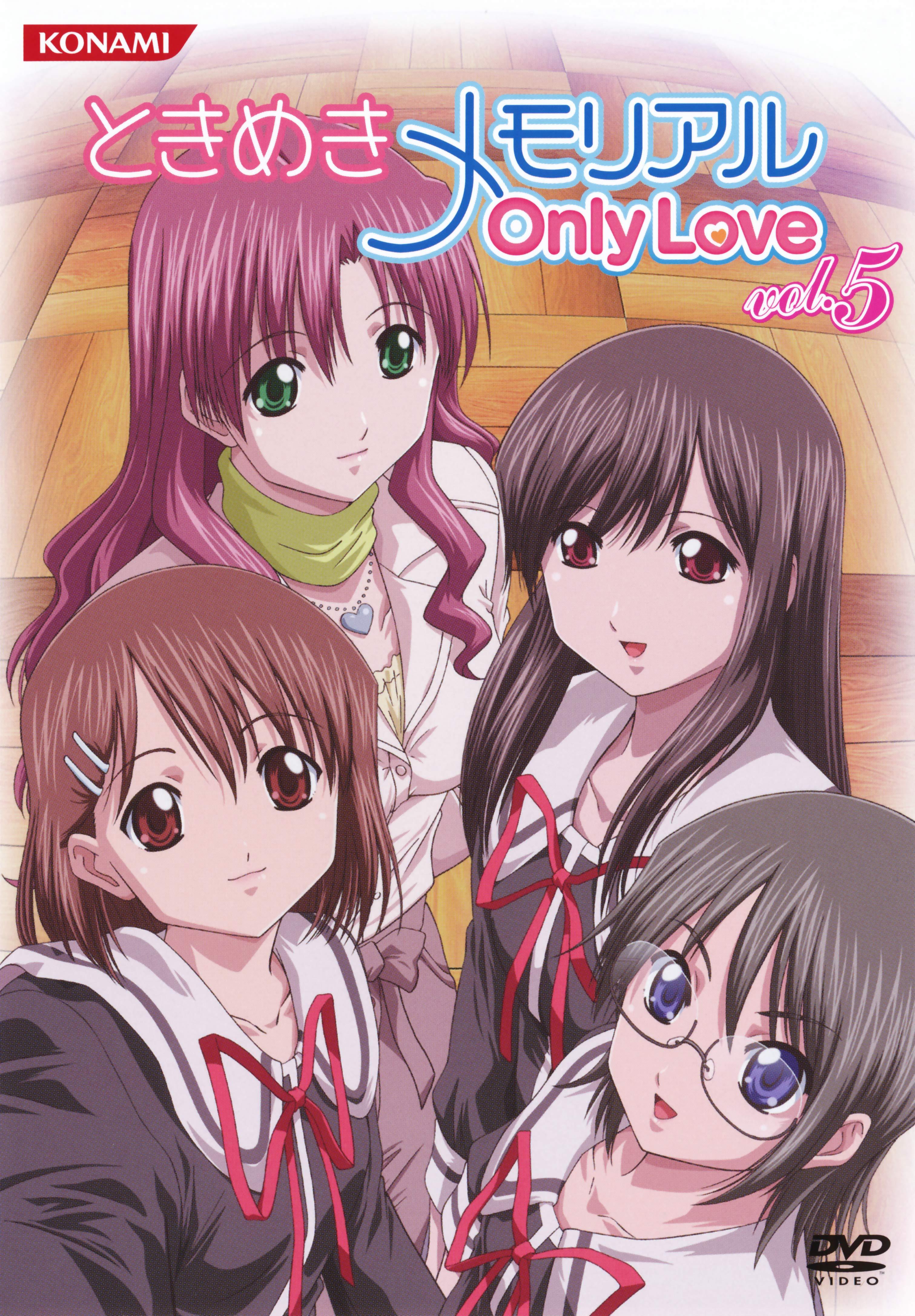Tokimeki Memorial Only Love Image 307636 Zerochan Anime Image Board