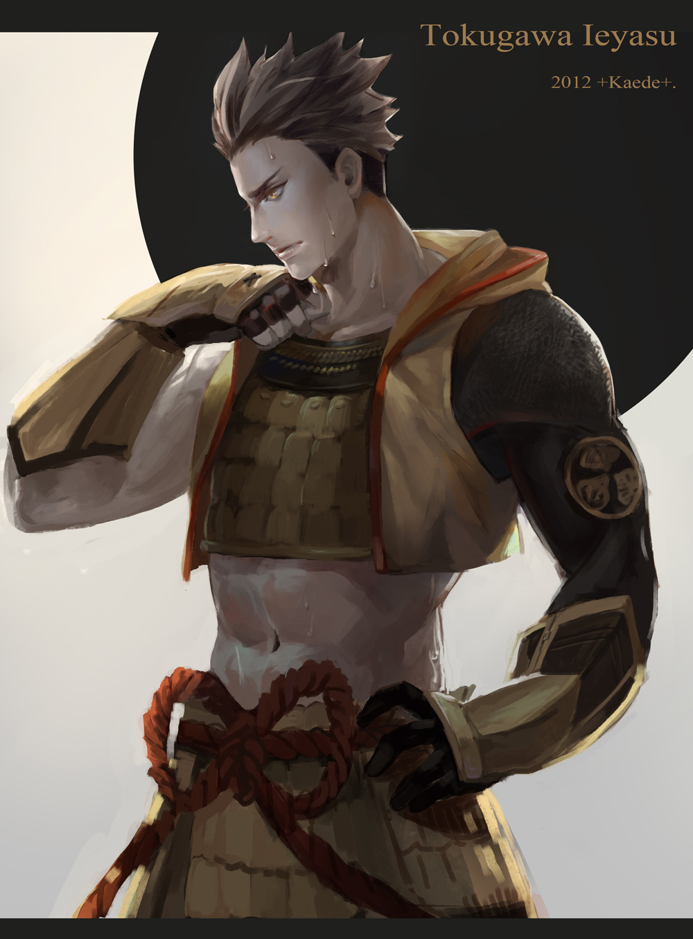 tokugawa ieyasu Tokugawa ieyasu was the most powerful man in japan after hideyoshi had died  in 1598 against his promises he did not respect hideyoshi's.