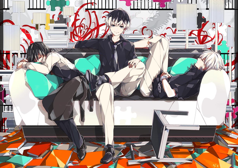 Tokyo Ghoul Re Zerochan Anime Image Board