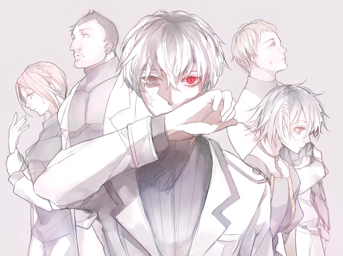 Mado Akira Fanart Zerochan Anime Image Board