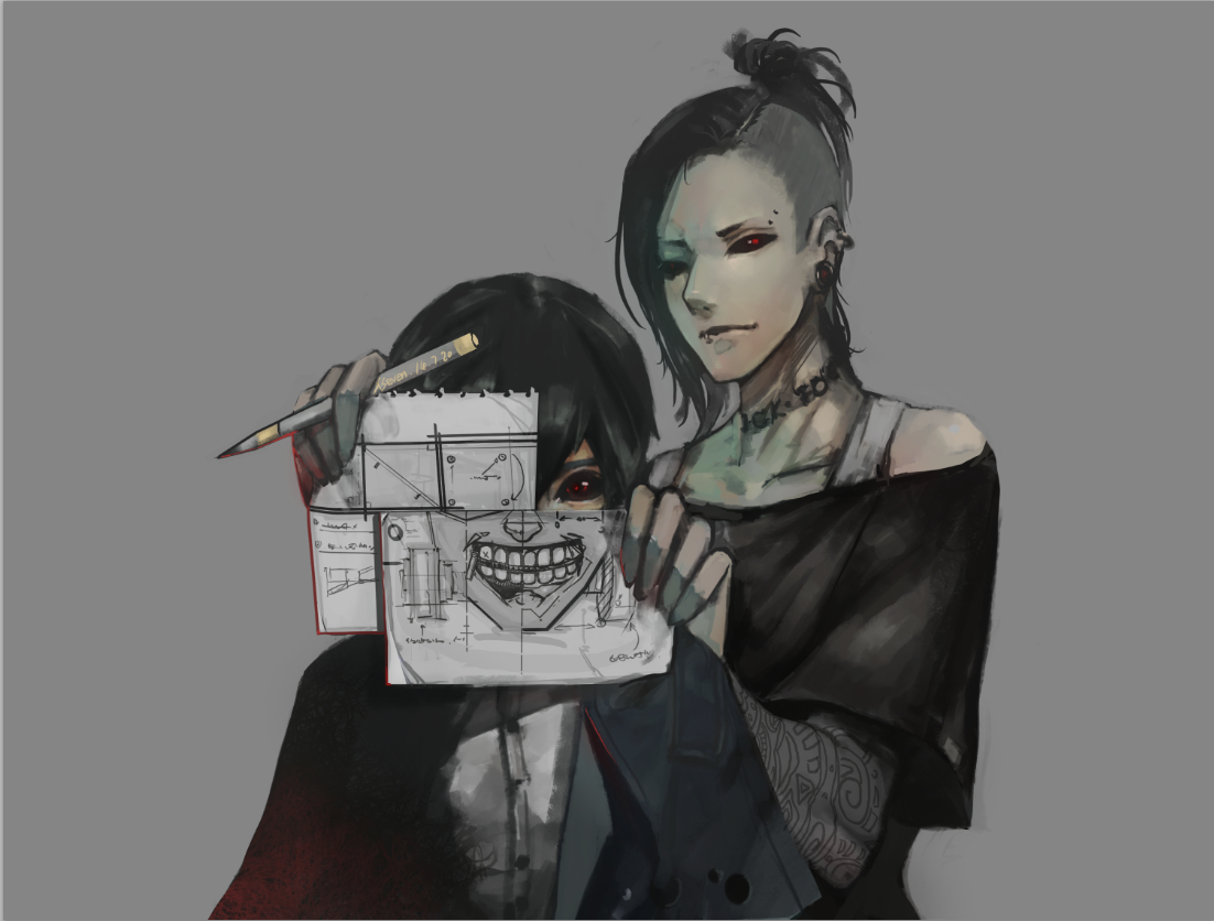 Tokyo Ghoul Image 1751443 Zerochan Anime Image Board