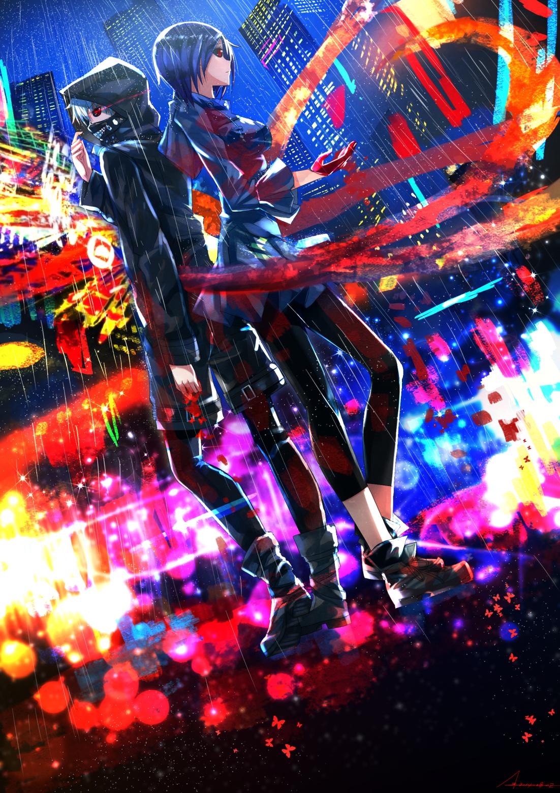 Kirishima Touka Mobile Wallpaper Zerochan Anime Image Board