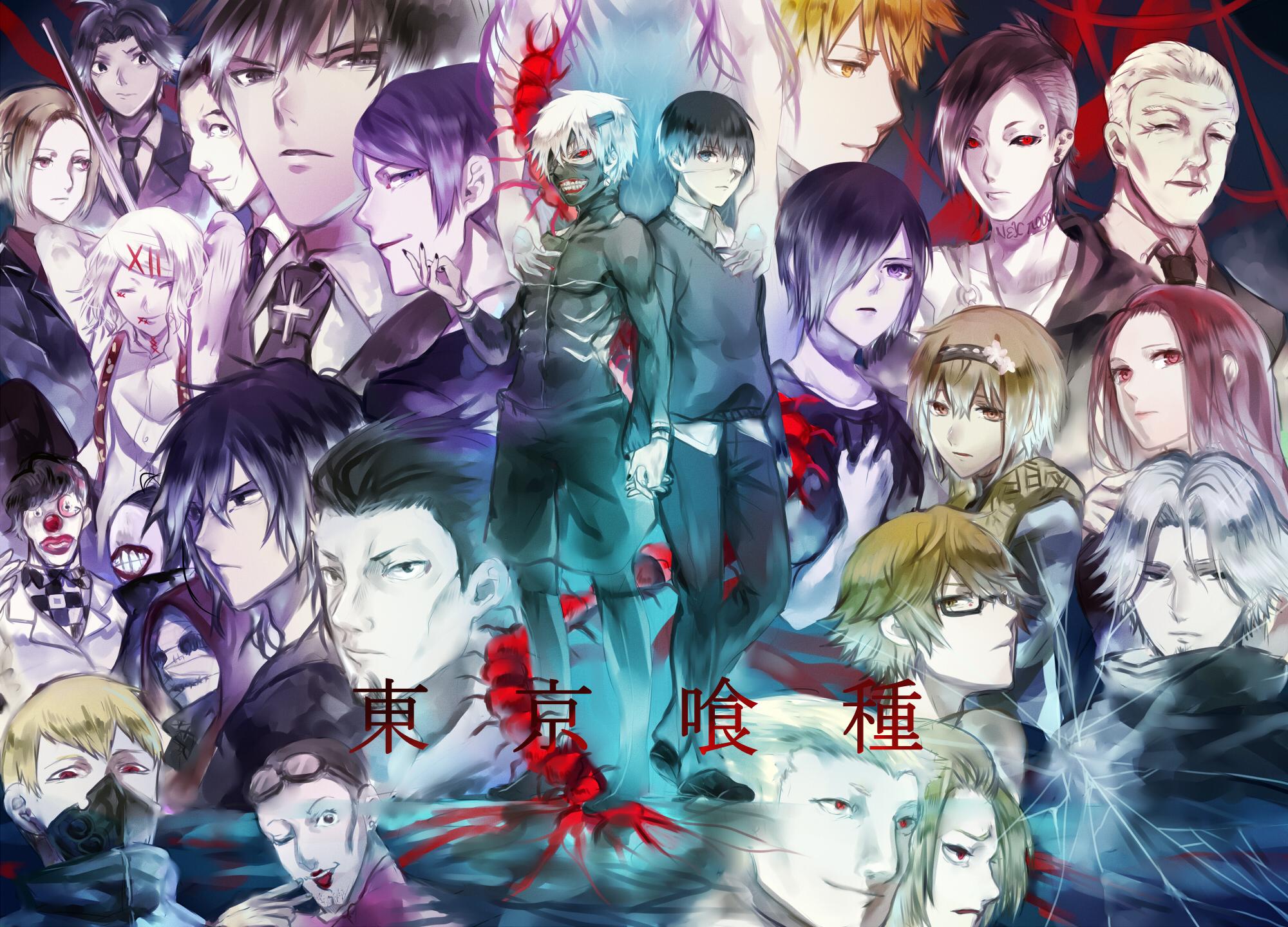 Takizawa Seidou Tokyo Ghoul Zerochan Anime Image Board