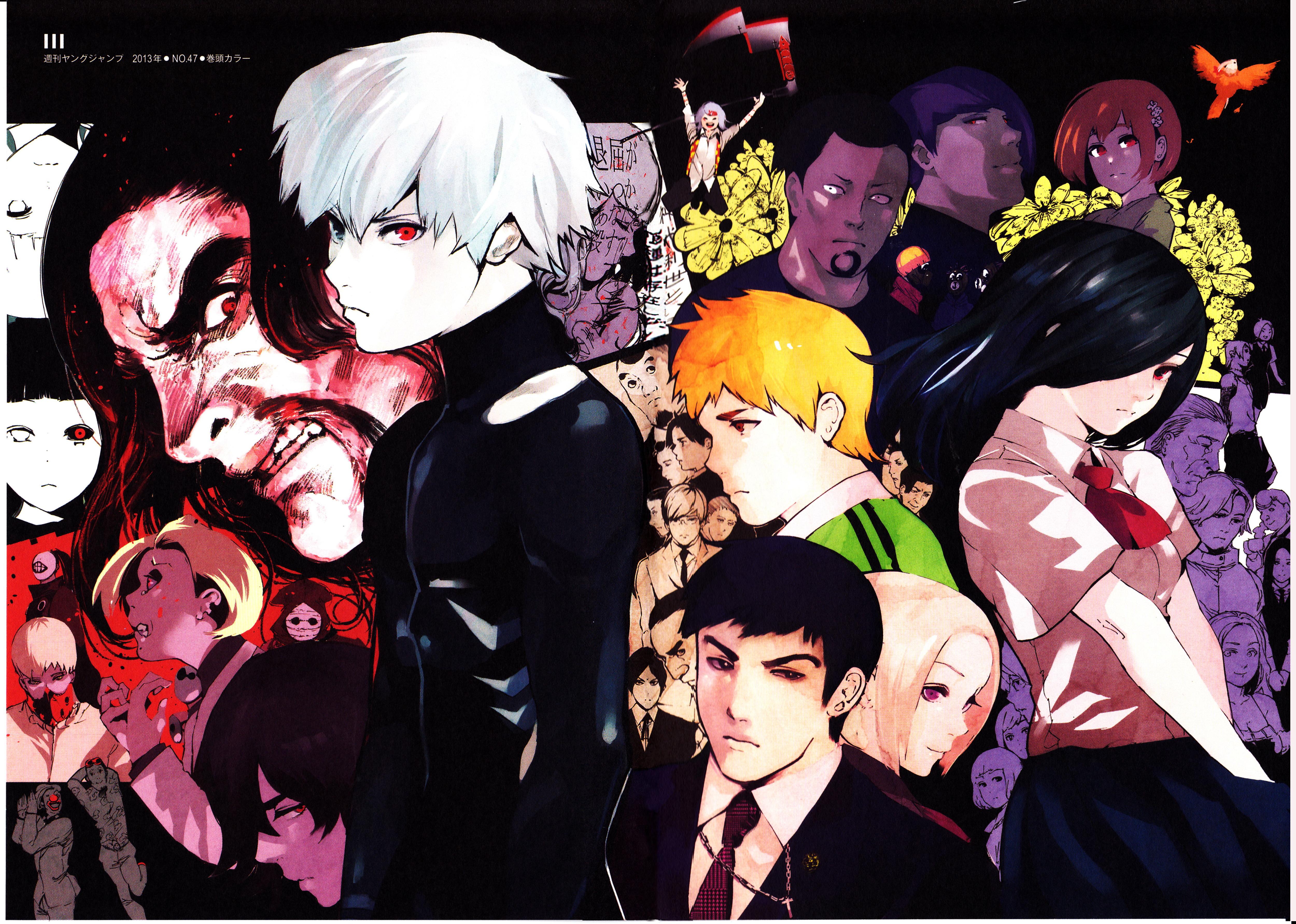 Manga Pdf Tokyo Ghoul