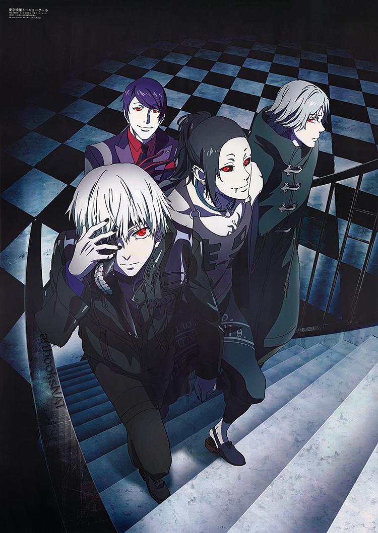 Tokyo Ghoul Zerochan Anime Image Board