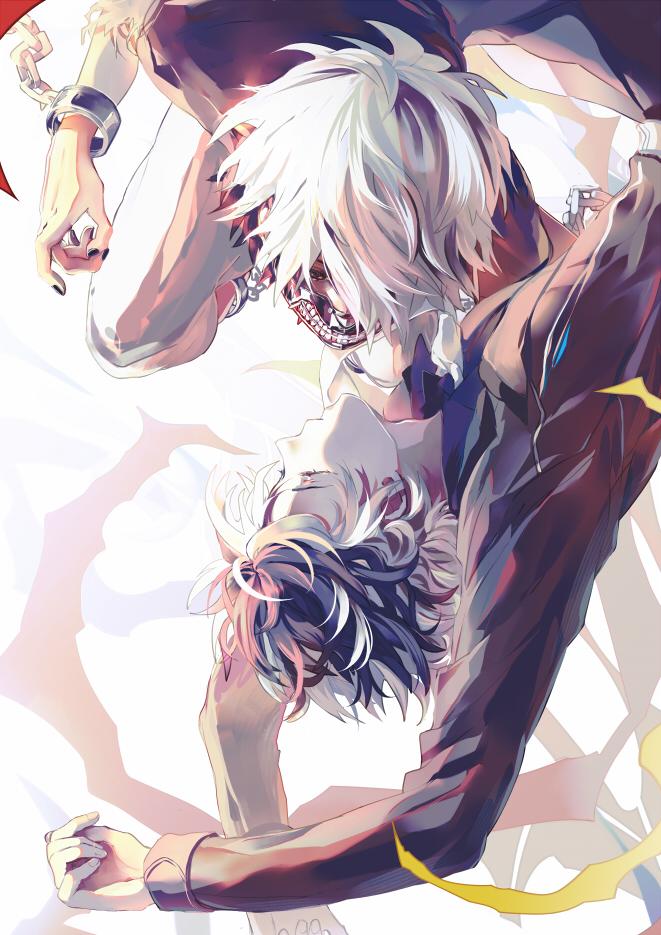 Tokyo Ghoul Mobile Wallpaper Zerochan Anime Image Board