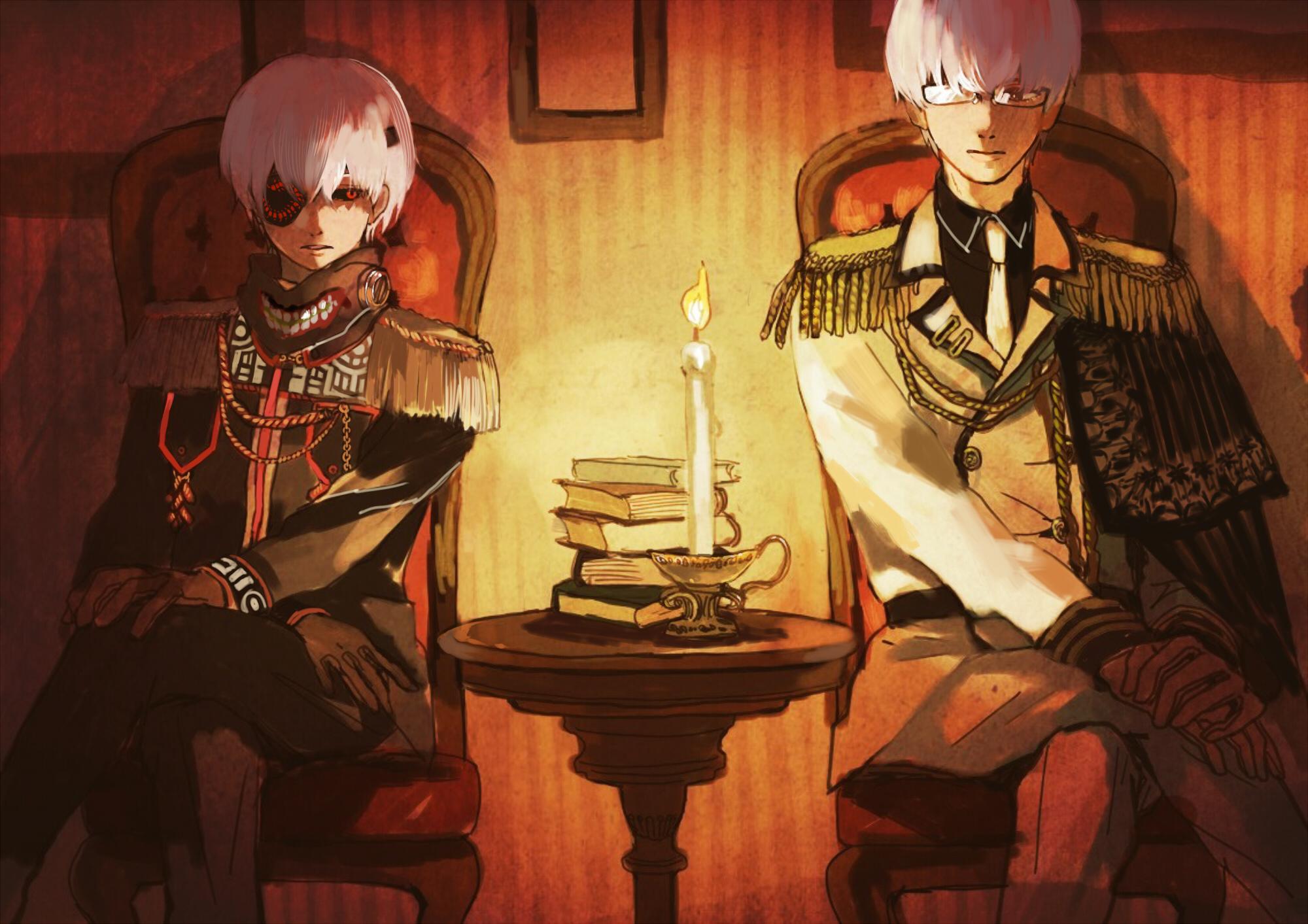 Arima Kishou Tokyo Ghoul Zerochan Anime Image Board
