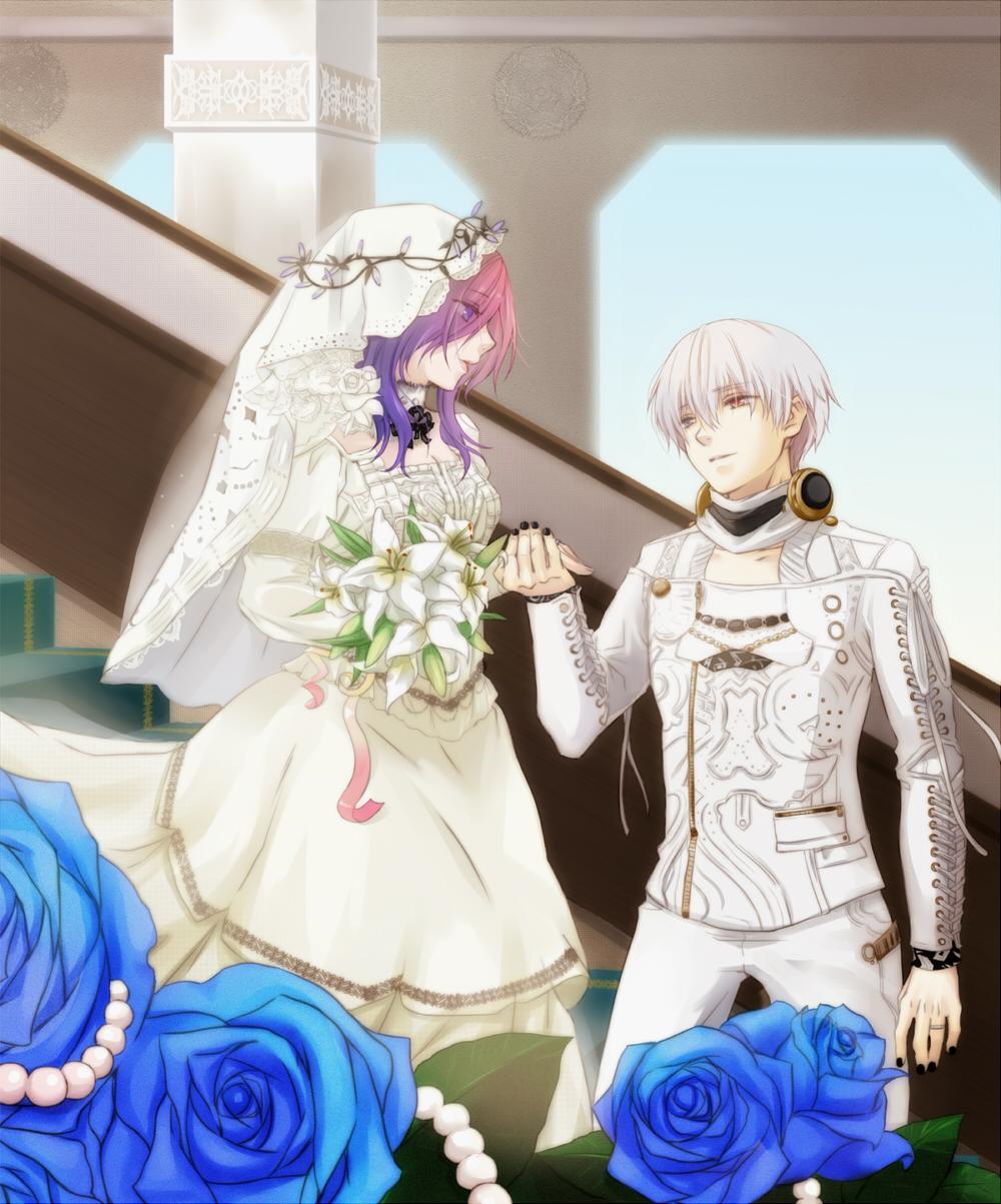 Read Manga Warm Wedding