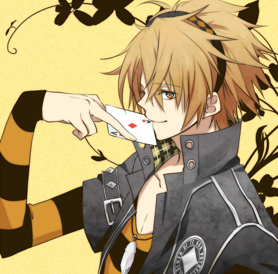 Tags Anime Cloud 138 AMNESIA Toma Pixiv