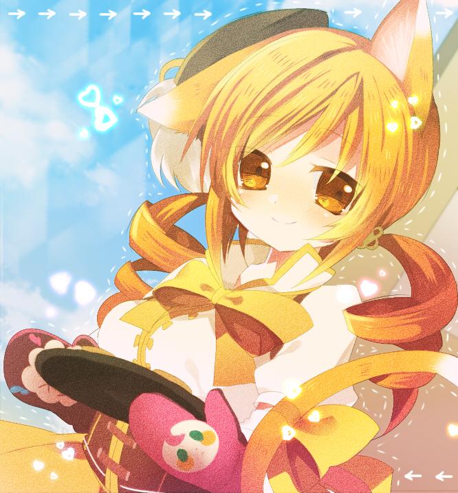 Tags: Anime, Hetaling, Mahou Shoujo Madoka☆Magica, Tomoe Mami, Pixiv