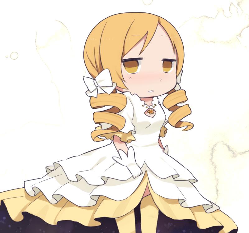 Tomoe Mami Mahou Shoujo Madoka☆magica Image 613013