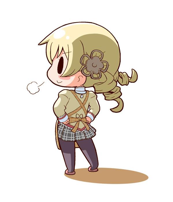 Tags: Anime, Gerotan, Mahou Shoujo Madoka☆Magica, Tomoe Mami