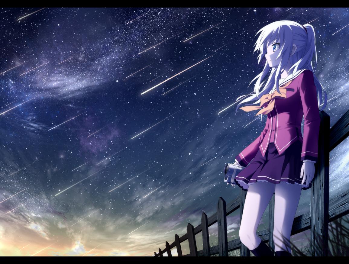 Charlotte Series Zerochan Anime Image Board